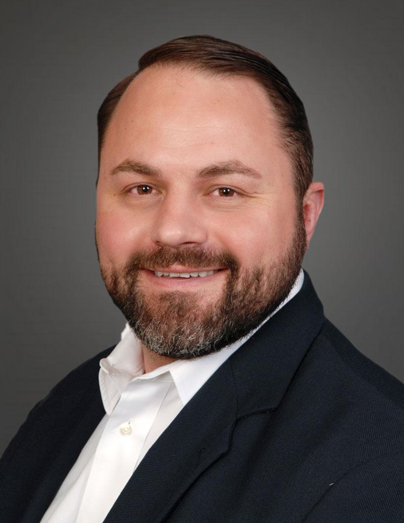 Shane Farrar : Account Executive